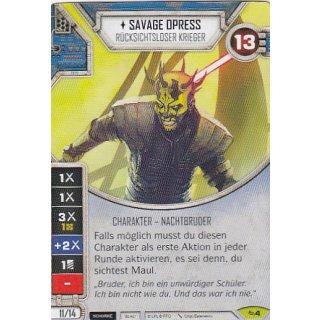 004 Savage Opress - Rücksichtloser Krieger