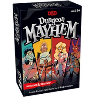 D&D Dungeon Mayhem - Base Game - EN