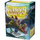 Dragon Shield Standard Sleeves - Matte (100 Sleeves) - Green