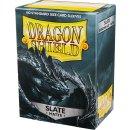 Dragon Shield Standard Sleeves - Matte (100 Sleeves) - Slate