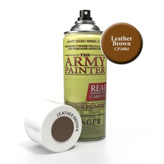 Army Painters - Grundierung (Leather Brown)