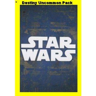 Star Wars: Destiny - Uncommon Pack (25) - DE
