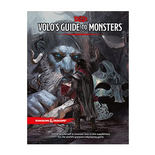 Dungeons & Dragons RPG - Volos Guide to Monsters - EN