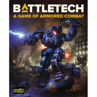 Battletech - Game of Armored Combat - EN