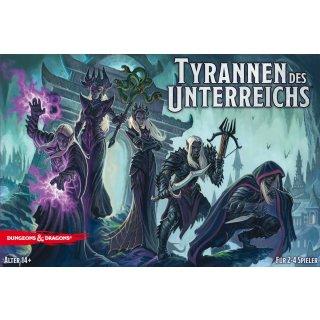 Tyrannen des Unterreichs - Grundspiel - DE