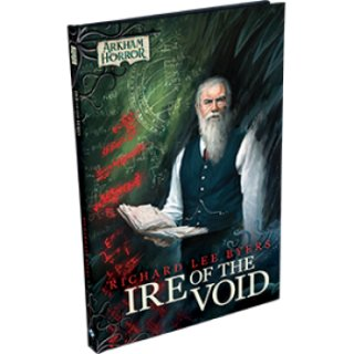 Arkham Novels: Ire of the Void - EN + exclusive LCG cards