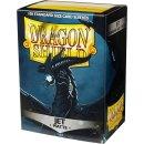 Dragon Shield Standard Sleeves - Matte (100 Sleeves) - Jet