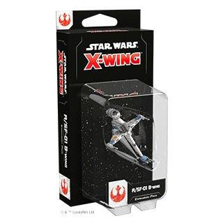 Star Wars: X-Wing 2. Edition - A/SF-01-B-Flügler - Erweiterung - DE