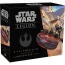Star Wars: Legion - X-34 Landgleiter - Erweiterung - DE/IT
