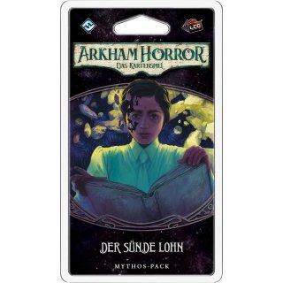 Arkham Horror: LCG - Der Sünde Lohn - Der Gebrochene Kreis 2