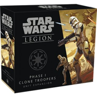 Star Wars Legion: Phase I Clone Troopers Unit Expansion - EN