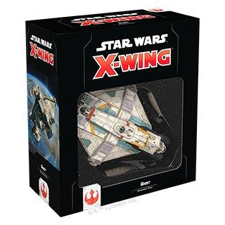 Star Wars: X-Wing 2. Edition - Ghost - Erweiterung - DE
