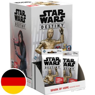 Star Wars: Destiny - Funken der Hoffnung - Booster Display (36) - DE