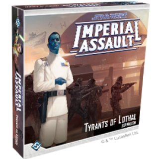 Star Wars: Imperial Assault - Tyrants of Lothal - Expansion - EN