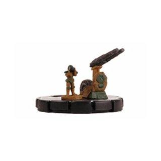 Laser Battery (^^; Highlanders)