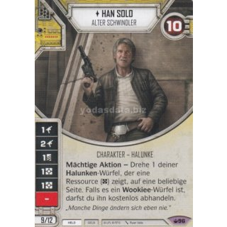 096 Han Solo - Alter Schwindler