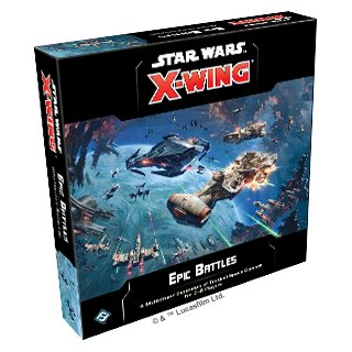 Star Wars X-Wing: 2nd Edition Epic Battles Multiplayer Expansion (EN)