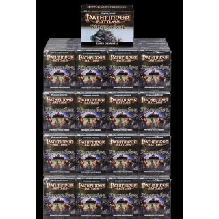 AKTION: Pathfinder Battles - Kingmaker Case (32 Booster) inkl. Premium Figur