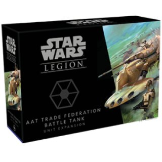 Star Wars Legion: AAT Trade Federation Battle Tank Unit Expansion - EN