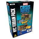 Marvel Crisis Protocol: NYC Terrain Expansion - EN