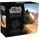 Star Wars Legion: Crashed Escape Pod Battlefield...