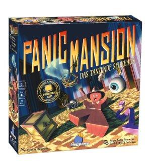 Panic Mansion: Das tanzende Spukhaus - DE