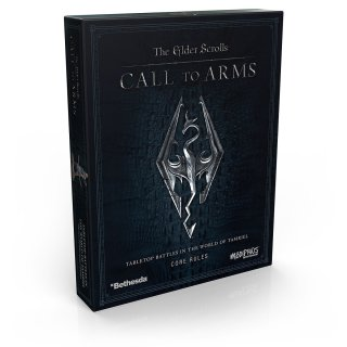 The Elder Scrolls Call to Arms - Core Rules Box - EN