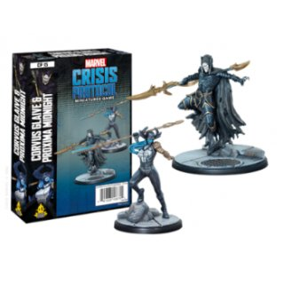 Marvel Crisis Protocol: Corvus Glaive and Proxima Midnight - EN