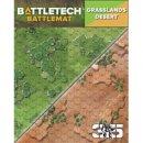 BattleTech: BattleMat - Desert