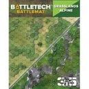 BattleTech: BattleMat - Alpine