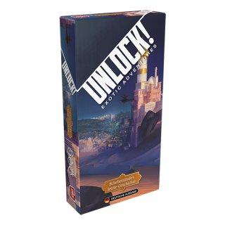 Unlock!: Scheherazades letzte Geschichte - Einzelszenario - DE