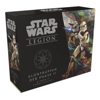 Star Wars: Legion - Klontruppen der Phase II - Erweiterung - DE
