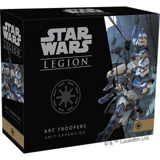Star Wars: Legion - ARC-Truppler - Erweiterung - DE