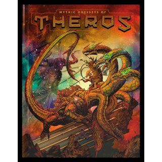 D&D Mythic Odysseys of Theros Limited Edition Alternate Cover - EN