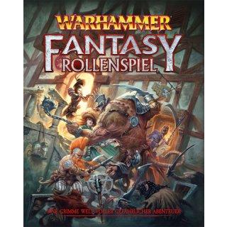 Warhammer Fantasy-Rollenspiel Regelwerk - DE