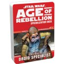 Star Wars: Age of Rebellion - Droid Specialist -...