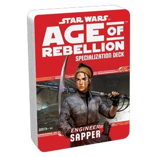 Star Wars: Age of Rebellion - Sapper - Specialization Decks - EN