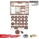 D&D: Barbarian Token Set