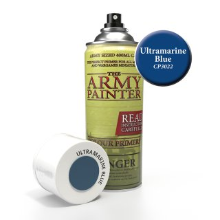 The Army Painter: Base Primer -  Ultramarine Blue