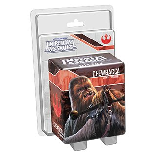 Star Wars: Imperial Assault - Chewbacca Ally Pack - EN