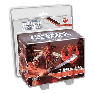 Star Wars: Imperial Assault - Wookiee Warriors - Ally Pack - EN