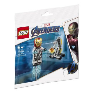 Lego Marvel Super Heroes: 30452 - Iron Man and Dum-E