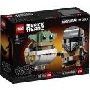 LEGO Star Wars - 75317 Der Mandalorianer und das Kind