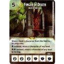 Finger of Death: Basic Action Card