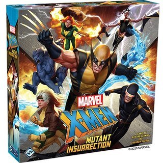 X-Men: Mutant Insurrection - Core Set - EN