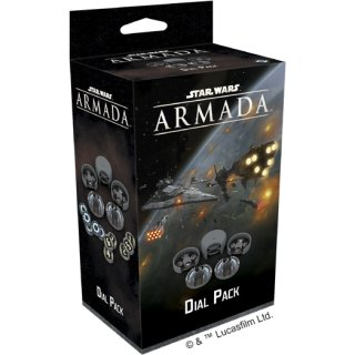 Star Wars: Armada - Dial Pack - EN