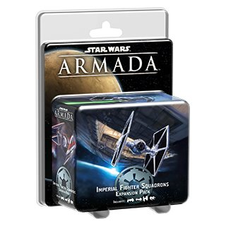 Star Wars: Armada - Imperial Fighter Squadrons - Expansion Pack - EN