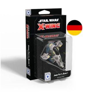 Star Wars: X-Wing 2. Edition - Jango Fetts Slave I - Erweiterung - DE