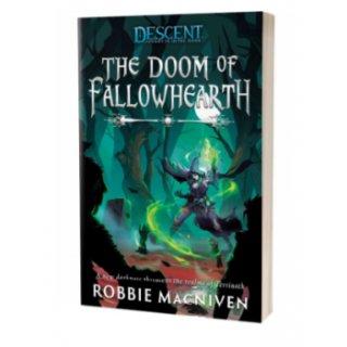 Descent: Legends of the Dark - The Doom of Fallowhearth Novel - EN