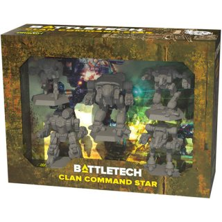BattleTech: Clan Command Star - EN